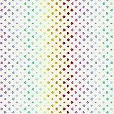 Crioser Alice Fabrics – Juego de cartas curioser crema por Tula Pink – FS426 – desde 0,5 metros – por Freespirit – 100% algodón (Playing Cards FS426)