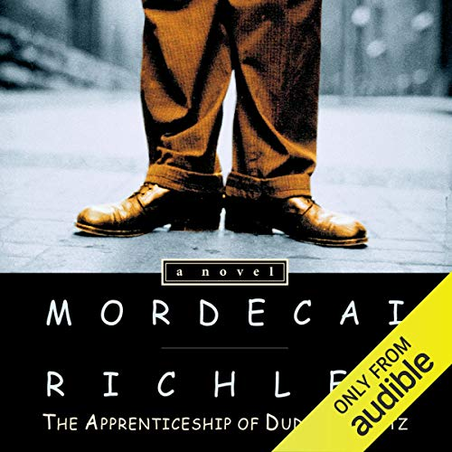 The Apprenticeship of Duddy Kravitz cover art