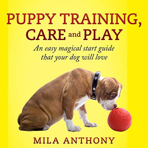 Puppy Training, Care and Play Titelbild
