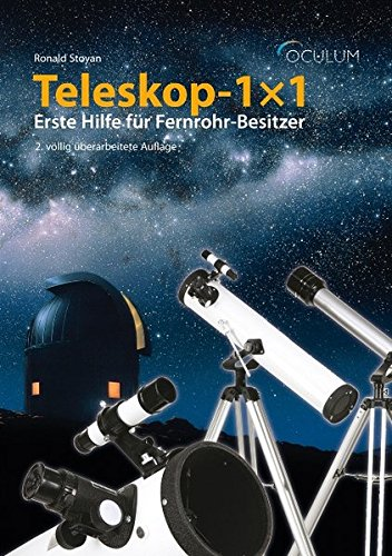 Teleskop 1x1: Erste Hilfe für Fernrohr-Besitzer