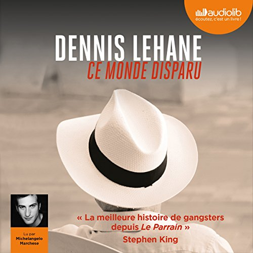 Ce monde disparu audiobook cover art