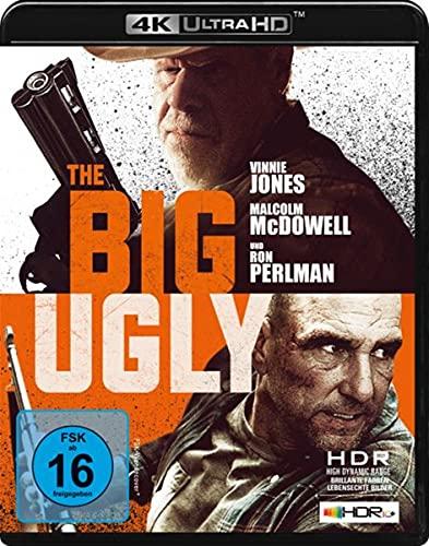 The Big Ugly (4K Ultra HD/UHD) [Blu-ray] (Deutsche Version)
