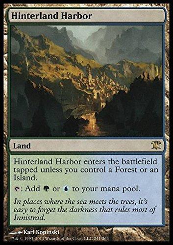 Magic: the Gathering - Hinterland Harbor - Innistrad