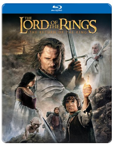 Lord of the Rings: The Return of the King [Blu-ray] [Importado]