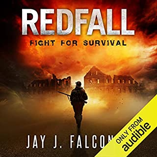Redfall: Fight for Survival audiobook cover art