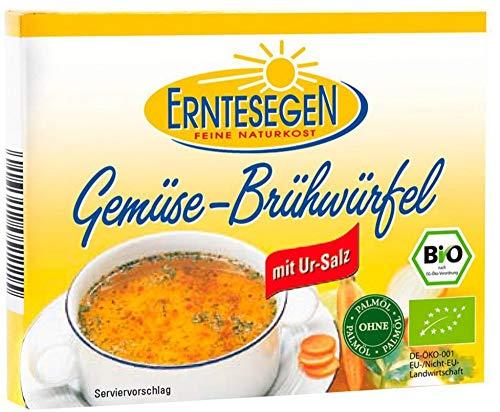 Erntesegen Bio Gemüse-Brühwürfel (6 x 66 gr)