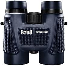 Bushnell H2O Waterproof/Fogproof Roof Prism Binocular, 10 x 42-mm, Black (Renewed)