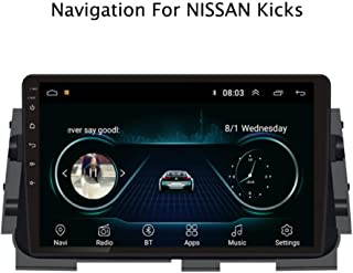 OUYI IPS 2.5D Android 8.1 Car Raido Video DVD Player Multimedia System For Nissan kicks 2017-2018 GPS Navigation