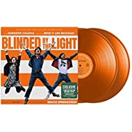 Blinded By The Light: Original Motion Picture Soundtrack - Exclusive Limited Edition Orange 2x LP Vinyl
