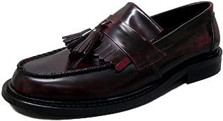 IKON Original Mens Selecta Mod Tassle Slip On Loafers