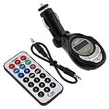 Car Kit MP3Player FM Transmitter for SD/MMC/USB and CD