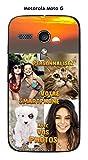 Coque personnalisee Motorola Moto G - avec VOS photos.