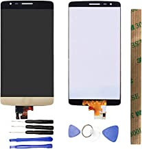 JayTong LCD Display & Replacement Touch Screen Digitizer Assembly with Free Tools for LG G3 Mini D722 D724 D725 D728 Gold