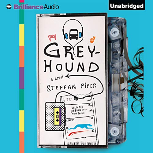 Greyhound Audiobook By Steffan Piper cover art