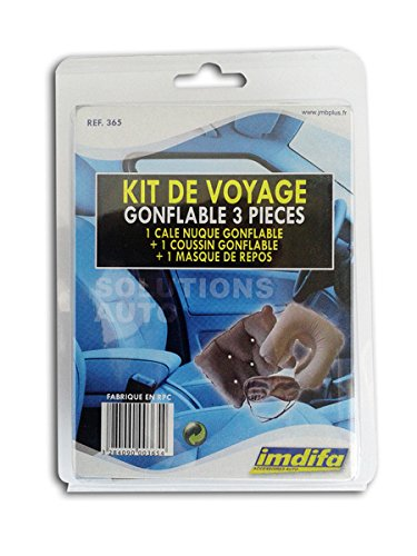 IMDIFA 365 Kit de Voyage 3 Pièces