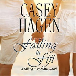 Falling in Fiji audiobook cover art