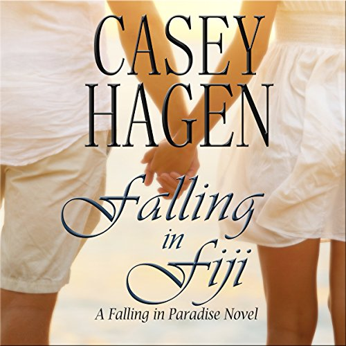 Falling in Fiji audiobook cover art