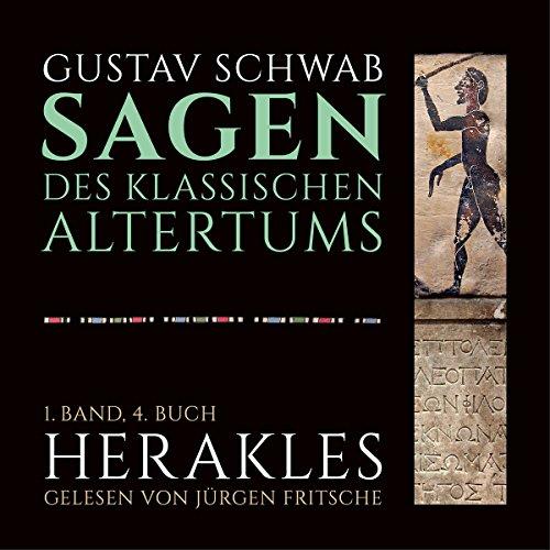 Herakles (Die Sagen des klassischen Altertums Band 1, Buch 4) Titelbild
