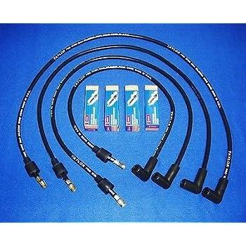 Lot Lincoln Sa-200 Welder Spark Plugs & 8Mm Taylor Pro Wires Redface:  Amazon.com: Industrial & ScientificAmazon.com