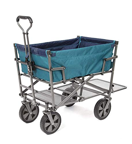 MacSports MAC Sports-Double Decker (DD-100) Teal, Wagon
