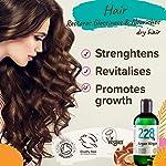 Naissance Huile d'Argan Végétale du Maroc BIO (no. 228) 250ml - Traitement 100% Pure Naturelle Pour Cheveux Secs ou Bouclés, Visage, Corps, Barbe - Pressée à Froid - Cosmétiques Anti-âge Antioxydante #1