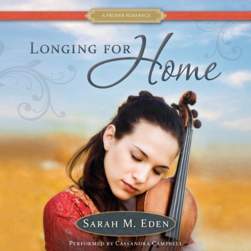 Longing for Home audiobook cover art