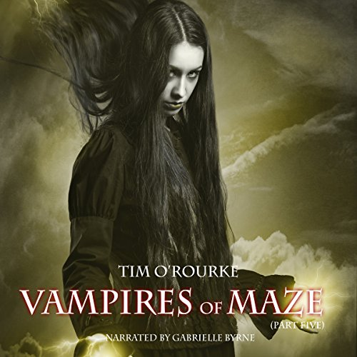 Vampires of Maze, Book 5 cover art
