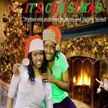 It's Christmas (feat. Tinisha Nisbett)