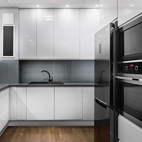 STEIGNER Junta para Z/ócalo de Cocina LU 18 mm 19 mm 1,5 m Negro Perfil de Aislamiento Base de Cocina con Perfil de Estanqueidad