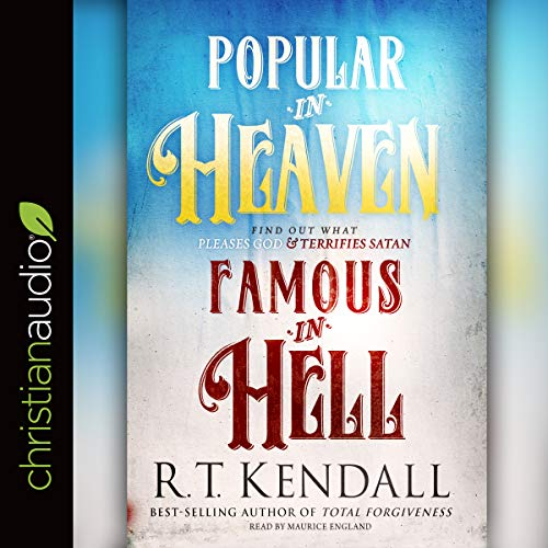 Popular in Heaven Famous in Hell audiobook cover art