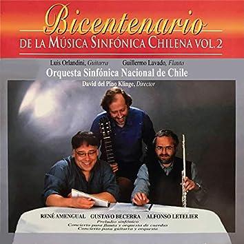 Bicentenario de la Música Sinfónica Chilena, Vol. 2