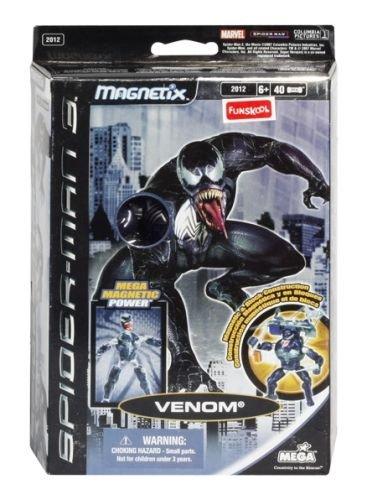 Mega Bloks Marvel Magnetic Figure: Venom