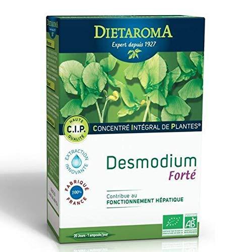 Dietaroma C. I. P. Desmodium Haute Concentration 20x10 ml