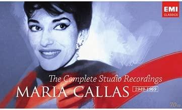 Maria Callas ~ Complete Studio Recordings