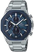 Casio Edifice EFS-S570DB-2AUDF Solar Powered Analogue Men's Wrist Watch