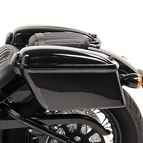 Alforjas rigidas Moto Custom Craftride Oregon 12l (Pareja)