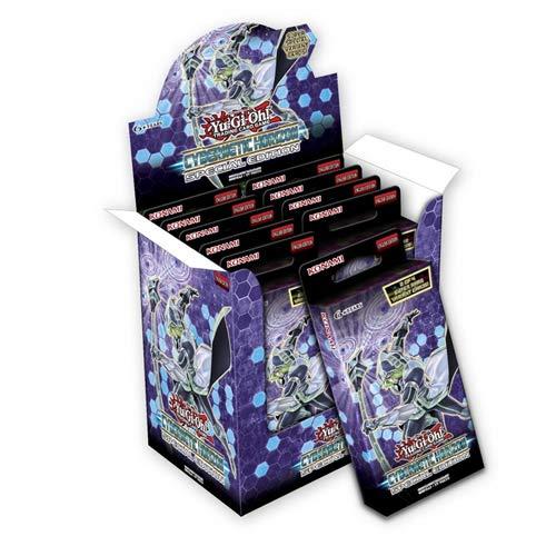 Yu-Gi-Oh! CYHOSE Cybermagnetic Horizon Special Edition – Pantalla de 10 Unidades