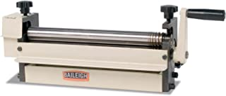 Baileigh SR-1220M Manual Slip Roll, 20-Gauge Mild Steel Capacity, 12