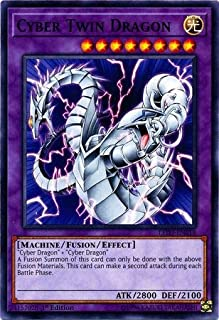 cyber twin dragon 1st edition
