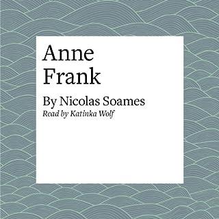 Anne Frank audiobook cover art