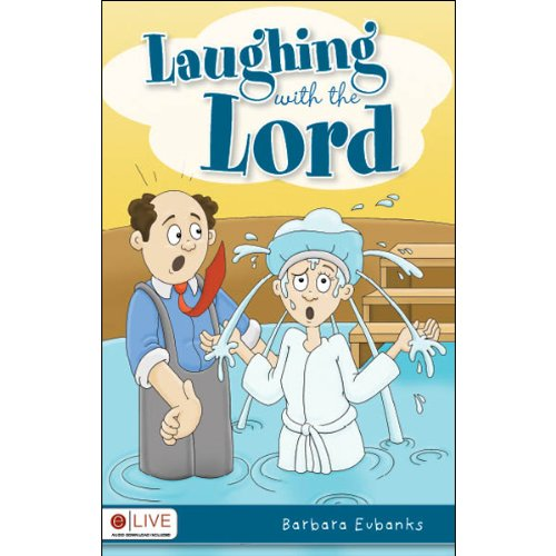 Laughing with the Lord audiobook cover art