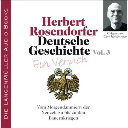 Vom Morgendämmern der Neuzeit audiobook cover art