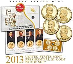 2013 S US Mint Presidential Coin Proof Set Original Government Packaging