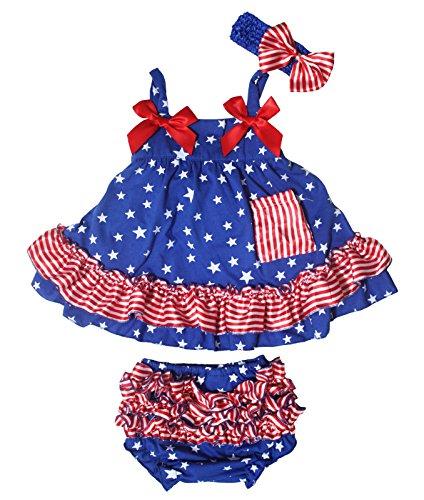 Petitebelle - Ensemble - Robe - Bébé (fille) 0 à 24 mois bleu bleu taille unique - bleu - S