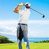 Zoom IMG-2 mirrwin asciugamano da golf ripiegabile
