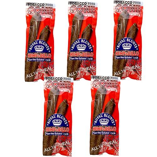 Hemparillo Cone Sweets (5 Pack)