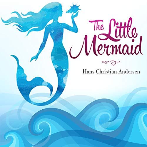 The Little Mermaid audiobook cover art