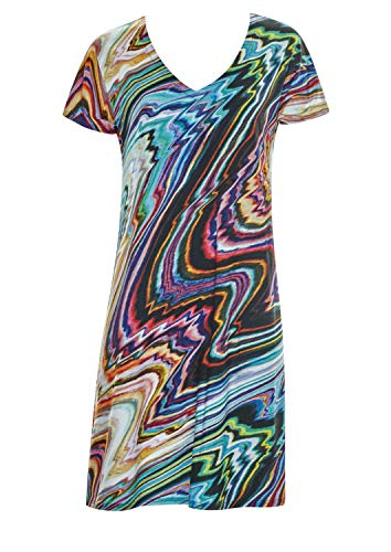 Sunflair Kleid Ethno Fantasy Farbe Multicolor, Größe 52