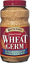 Kretschmer Wheat Germ, Original Toasted 20 Oz (Pack of 2)