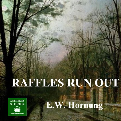 Raffles Run Out cover art